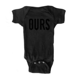 Ours Onesie