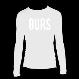 Ours Thermal White Logo