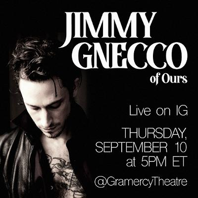 Jimmy Gnecco Live Interview