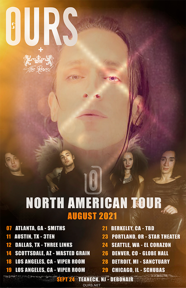 OURS 2021 North American Tour